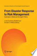 From Disaster Response to Risk Management Book