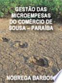Gestão das microempesas do comércio de Sousa – Paraíba