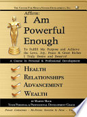 Affirm  I Am Powerful Enough