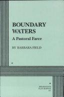 Boundary Waters ebook