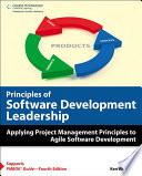 Principles Of Software Development Leadership