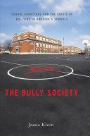 The Bully Society Pdf/ePub eBook