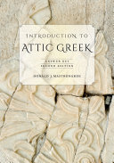 Pdf Introduction to Attic Greek Telecharger