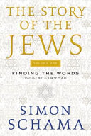 The Story Of The Jews Volume One