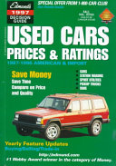 Edmund s Used Cars Prices and Ratings