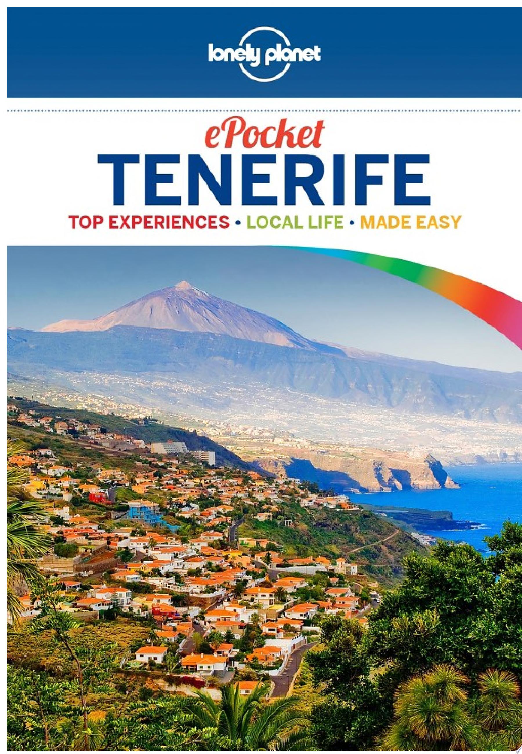 Lonely Planet Pocket Tenerife