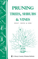 Pruning Trees  Shrubs   Vines