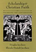 Scholarship and Christian Faith [Pdf/ePub] eBook