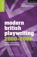 Modern British Playwriting  2000 2009