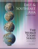 East and Southeast Asia 2016 2017