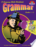 Grammar Grades 1 2 Ebook