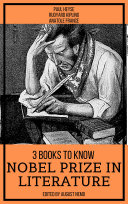 3 Books To Know Nobel Prize in Literature [Pdf/ePub] eBook