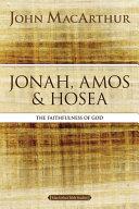 Jonah Amos And Hosea Book PDF