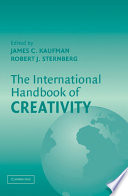 The International Handbook of Creativity Book