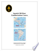 U S Army Special Forces Language Visual Training Materials Spanish Plus Web Based Program And Chapter Audio Downloads Book