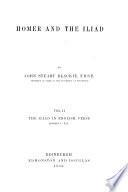 The Iliad in English verse Book PDF