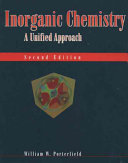 Inorganic chemistry : a unified approach