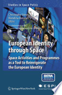 Read Online European Identity through Space For Free
