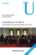 L'Europe au 19e siècle - 3e édition