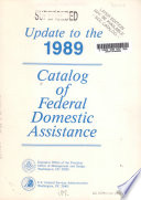 Update to the     Catalog of Federal Domestic Assistance