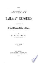 The American Railway Report