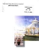 The New York Botanical Garden Annual Report