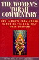 The Women s Torah Commentary