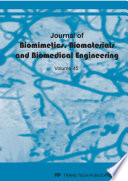 Journal of Biomimetics, Biomaterials and Biomedical Engineering Vol.45