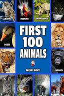 First 100 Animals Book PDF