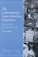 The Contemporary Asian American Experience Book PDF