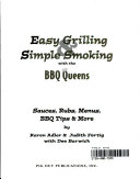 QueQueens   Easy Grilling and Simple Smoking