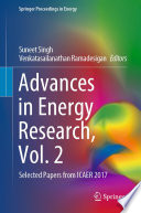 Advances in Energy Research, Vol. 2