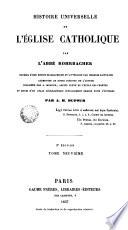 Histoire Universelle de l'Esglise Catholique, 9