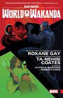 Black Panther  World Of Wakanda Vol  1