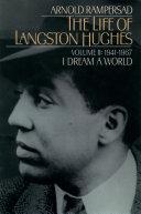 Pdf The Life of Langston Hughes