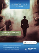 Philip Allan Literature Guide  for GCSE   An Inspector Calls