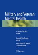 Military and Veteran Mental Health