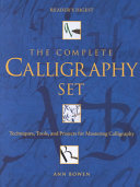 The Complete Calligraphy Set