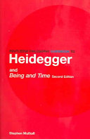Routledge Philosophy Guidebook to Heidegger and Being and Time