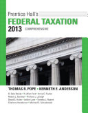 Prentice Hall s Federal Taxation 2013 Comprehensive