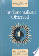 Fundamentalisms Observed
