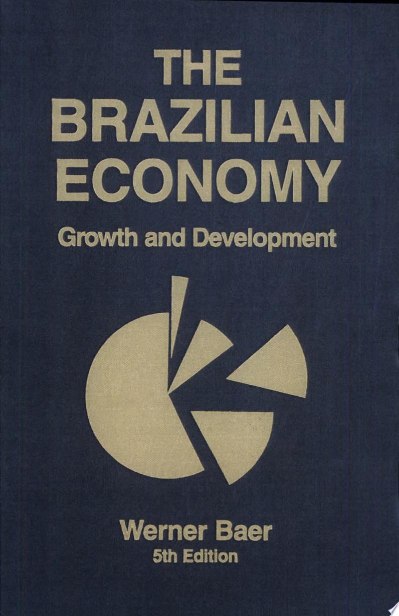 The Brazilian Economy banner backdrop