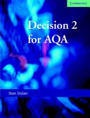 Decision 2 for AQA