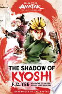 Avatar  The Last Airbender  The Shadow of Kyoshi  The Kyoshi Novels Book 2