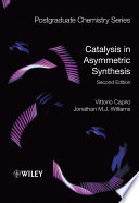 Catalysis in Asymmetric Synthesis Book