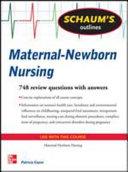 Schaum s Outline of Maternal Newborn Nursing