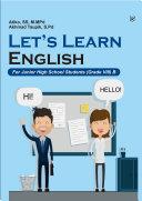 Let's Learn English [Pdf/ePub] eBook