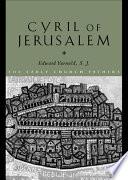Cyril of Jerusalem Book