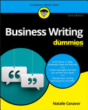 Strategic business letters and e mail book pdf epub download read business writing for dummies fandeluxe Choice Image