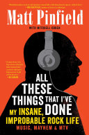 All These Things That I've Done ebook